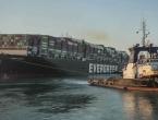 Dogovoreno puštanje broda koji je blokirao Sueski kanal