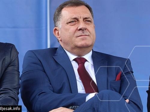 Dodik traži da se Srbi povuku i da se BiH ispriča Srbiji