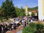 FOTO/VIDEO: Na Uzdolu obilježena 22. obljetnica stravičnog pokolja nad Hrvatima