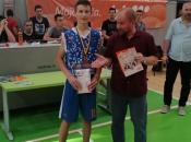 Ramski košarkaš Boris Petrović igrom najviše podsjeća na Mirzu Delibašića