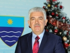 Božićna i novogodišnja čestitka predsjednika Vlade HNŽ-a Nevenka Hercega