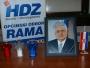 OO HDZ BiH Rama: Zapaljene svijeće u znak sjećanja na Franju Tuđmana