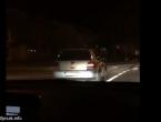 VIDEO: Pijani slalom