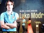 Luka Modrić peti put najbolji hrvatski nogometaš