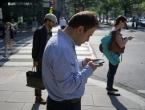 Ljudi su sve više ovisni o pametnim telefonima