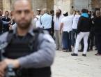 Židovi upali u kompleks džamije Al-Akse
