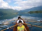 Regata 'Lake to lake- Green Tourism 2016' na Ramskom jezeru