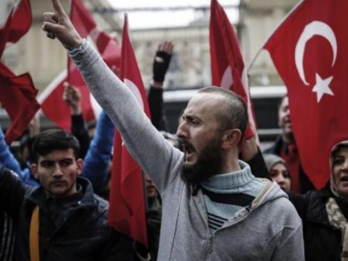 Jezive brojke opisuju Tursku nakon tzv. vojnog puča