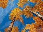 Prvi dio jeseni stabilan i topao, u drugom dijelu stižu obilnije oborine i snijeg