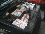 Oduzeto 1.500 kutija cigareta