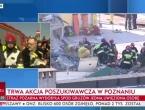 Srušila se zgrada u Poljskoj, najmanje troje mrtvih i 22 ozlijeđenih