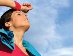 Sedam razloga zašto je znojenje korisno za tijelo