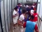 Masovna tučnjava igrača u sicilijanskom derbiju