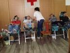 FOTO: U akciji darivanja krvi u Prozoru prikupljene 42 doze