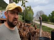 VIDEO: Sve je teže naći pastire, farmeri nabavljaju dronove za nadzor stoke
