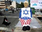 Deseci tisuća Iranaca prosvjeduju protiv Trumpovog mirovnog plana