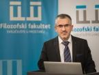 Prof. dr. Ivica Musić novi je dekan Filozofskoga fakulteta Sveučilišta u Mostaru