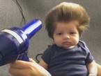Ima samo 2 mjeseca i frizuru koja je oduševila tisuće