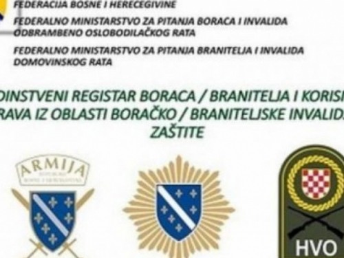 Nakon objave Registra otkriveni deseci lažnih branitelja