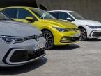 Golf je opet najprodavaniji automobil u Europi