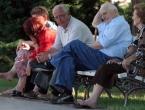 Najniža mirovina raste za osam KM