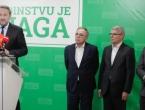 Izetbegović: HNS i Čović žele da oni određuju što su to prioriteti i pravila igre