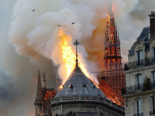 Gori Notre Dame!
