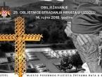 Najava i program obilježavanja 25. obljetnice uzdolskih žrtava