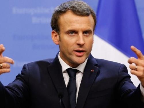 Macron obećao da će rat s ISIL-om u Siriji završiti u veljači