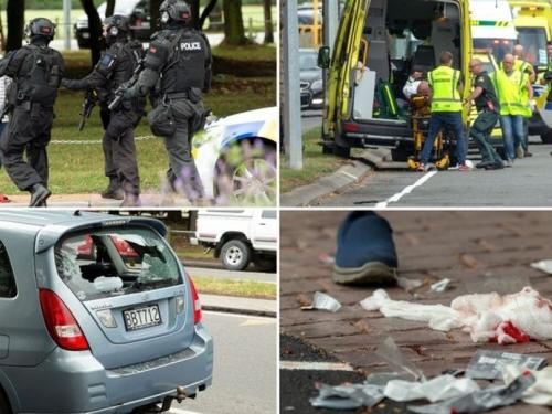 Novi Zeland - U napadu na džamije 40 mrtvih