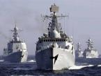 Kinezi vježbali s bojevim streljivom u Sredozemnom moru