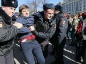 Ruska policija uhitila više od 150 prosvjednika