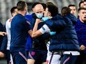 Zašto su engleski nogometaši često loši gubitnici?