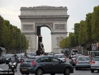 U Parizu zabrana za vozila starija od 2000. godine