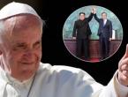 "Papa: ""Ispraćam molitvom pozitivan ishod međukorejskog summita"""