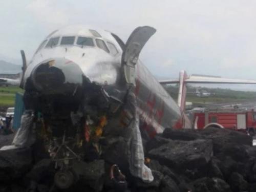 Rusija: U padu aviona 16 mrtvih