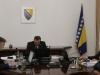 Predsjedništvo počelo zasjedati pod zastavom BiH