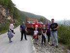 Akcija čišćenja polumaratonske staze