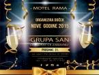Doček Nove godine u Motelu Rama