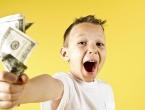 Trinaestogodišnjak podijelio prolaznicima tisuće eura