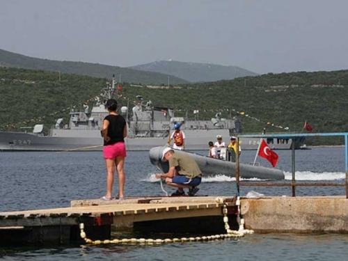 EU suspendira mornaričke patrole na Mediteranu