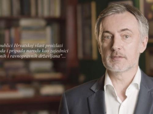 Miroslav Škoro objavio kandidaturu za predsjednika