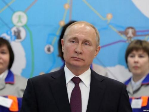 Putin obilježio petu godišnjicu aneksije Krima