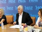 Čović: Priča o formiranju Vijeća ministara prebacit će se iz Predsjedništva u Parlament