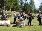 FOTO/VIDEO: Na Vran planini služena misa za poginule duvandžije