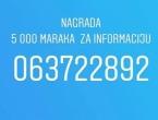 Tomislavgrad: Iz obiteljske kuće ukradene vrijedne stvari - vlasnik za informaciju nudi 5 tisuća KM!