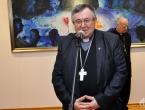Kardinal Puljić bojkotirao Komšićevu inauguraciju