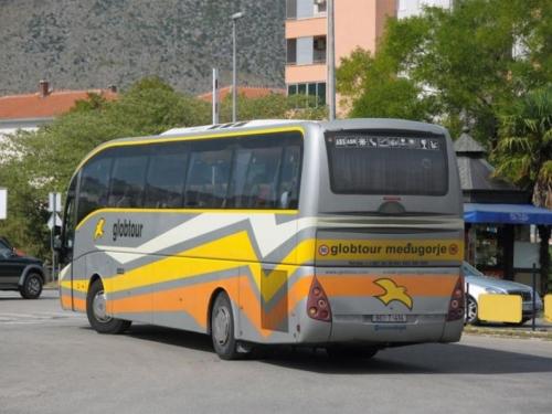 Autobusi iz BiH za Hrvatsku vraćeni sa granice