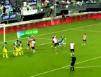 VIDEO: Nevjerojatan gol petom u zadnjim sekundama