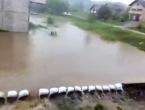 Pogledajte kako se u BiH brani od poplava